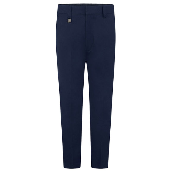 Navy Slim Fit Trouser