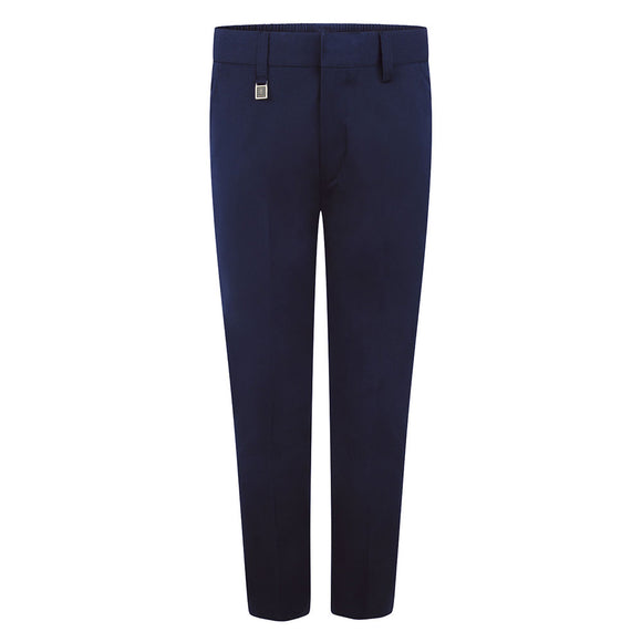Navy Standard Fit Trouser (Regular fit)