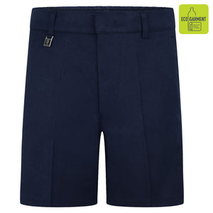 Navy Sturdy Fit Boys Shorts
