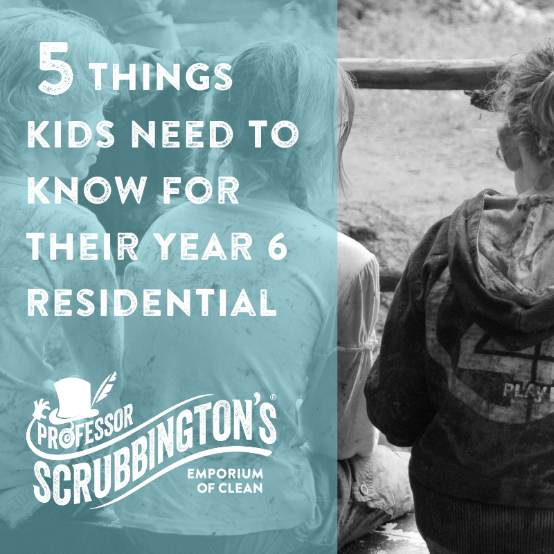 5 Things Kids Need To Know For Their Year 6 Residential