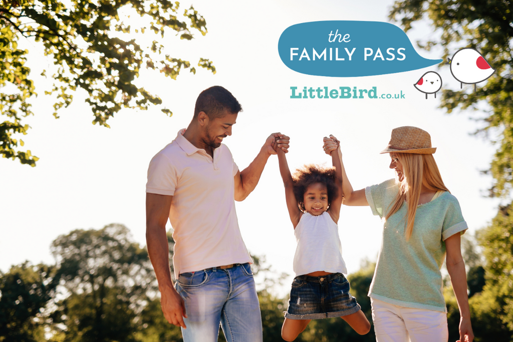 FREE 3 month trial of the LittleBird Family Pass
