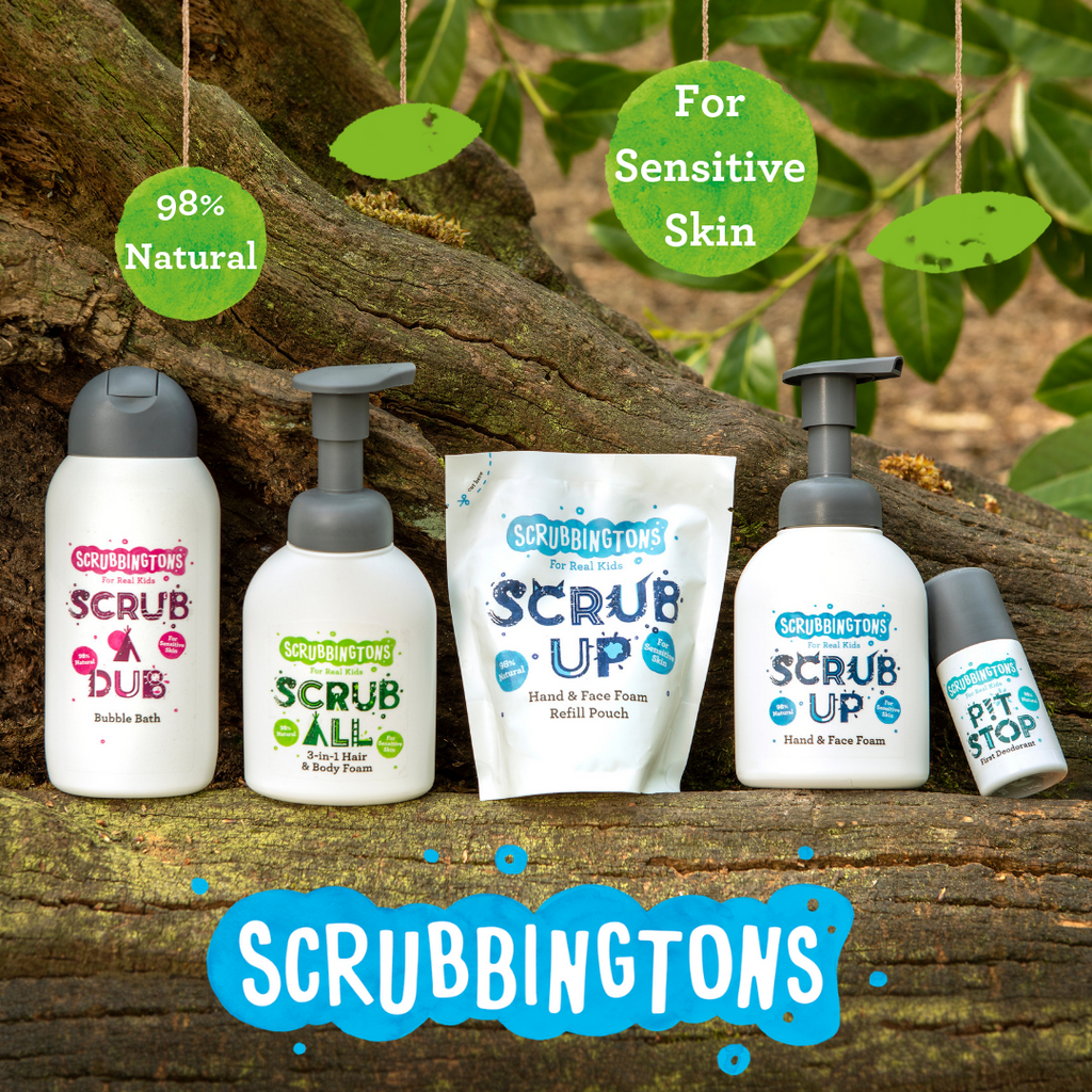 Welcome to the NEW look Scrubbingtons!
