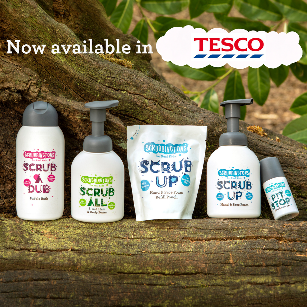 Now Available In Tesco