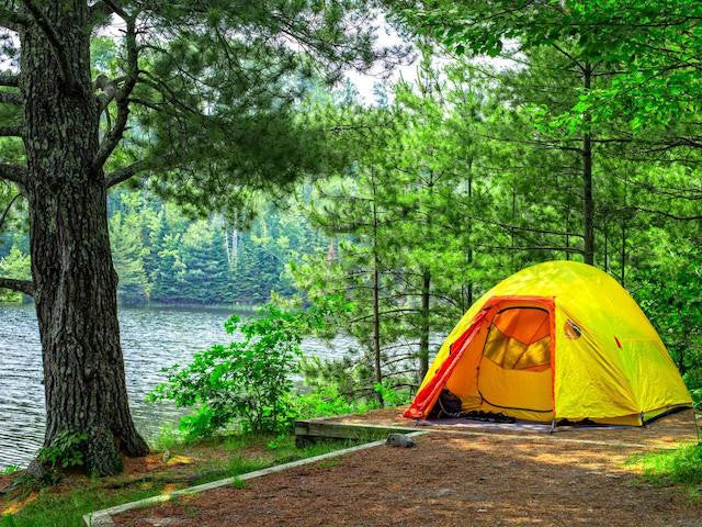 Be Prepared - The Ultimate Camping Kitlist for Children