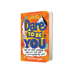 Book.  Dare to be You by Matthew Syed