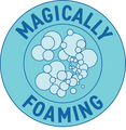 Magically Foaming