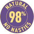 Natural With No Nasties