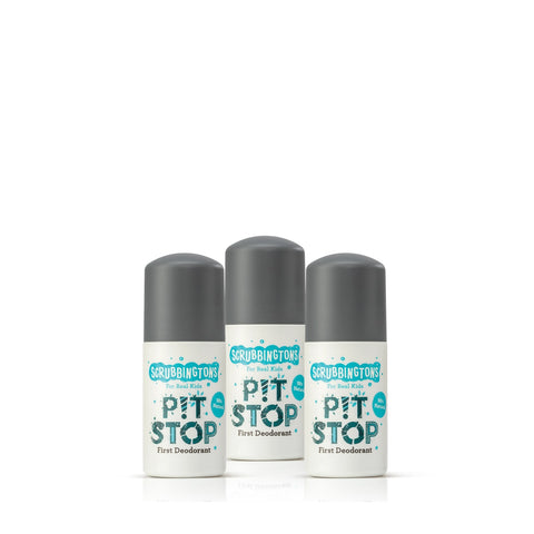Three of a Kind - First Deodorant - OFFER - Save over 15%!