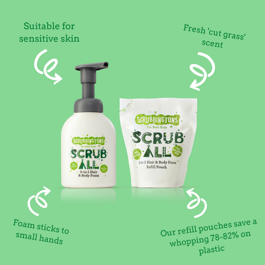 Full Scrub Bundle - Save 20% and get Free Postage!