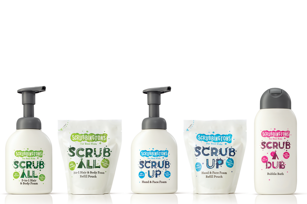 Scrubbing Bundle