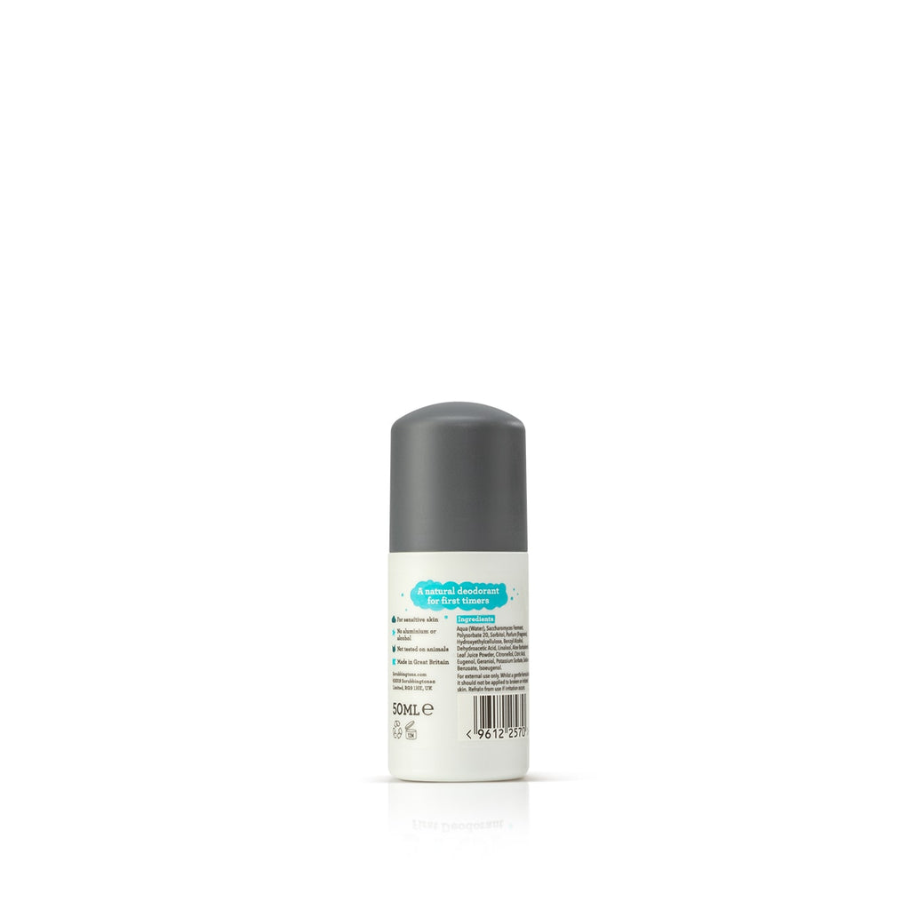 Scrubbingtons First Deodorant – 50ml