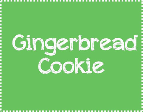 Gingerbread Cookie-Teen