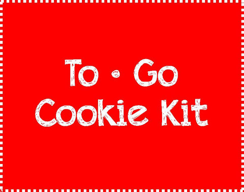 To-Go Cookie Kit