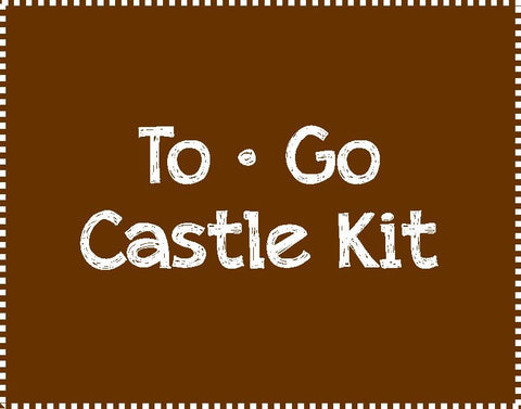 To-Go Castle Kit