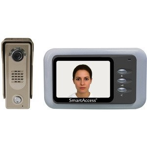 "4"" Video Intercom System Kit - Smart Access 1 Way - 2020CCTV"