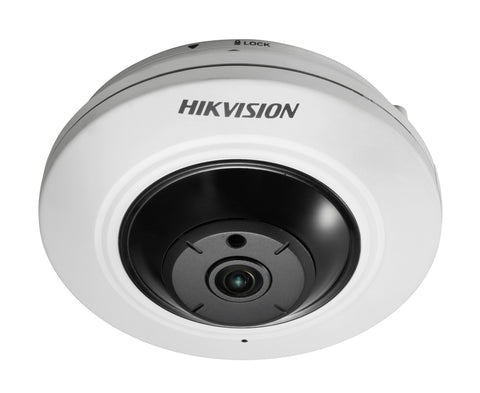 Hikvision 360° Mini Fisheye 4MP IP Network Camera DS-2CD2942F-IS - 2020CCTV