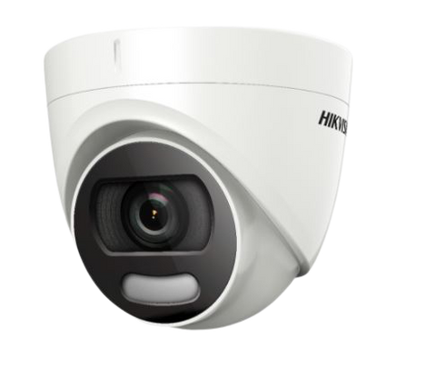 Hikvision ColorVu Fixed Turret Camera 2MP & 5MP Available