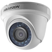 Hikvision 4 in 1 Multi-Output 720p Analogue/Turbo/AHD/CVI IR Dome DS-2CE56C0T-VFIR3F