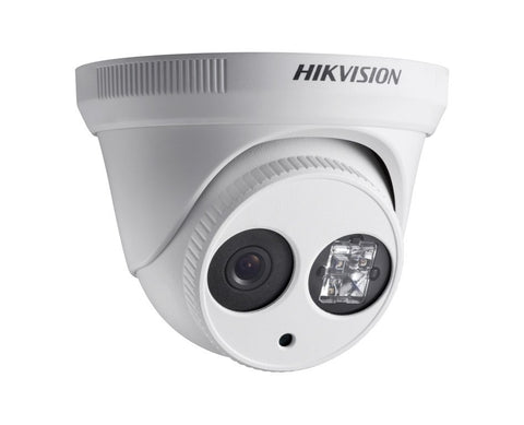 Hikvision Turbo HD 720P (1 MP) Turret Dome 40m EXIR IR Camera DS-2CE56C2T-IT3 - 2020CCTV