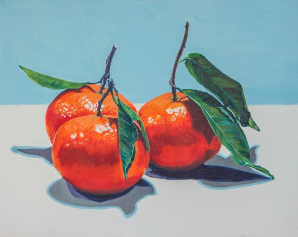 Artypants Tangerines Greeting Card