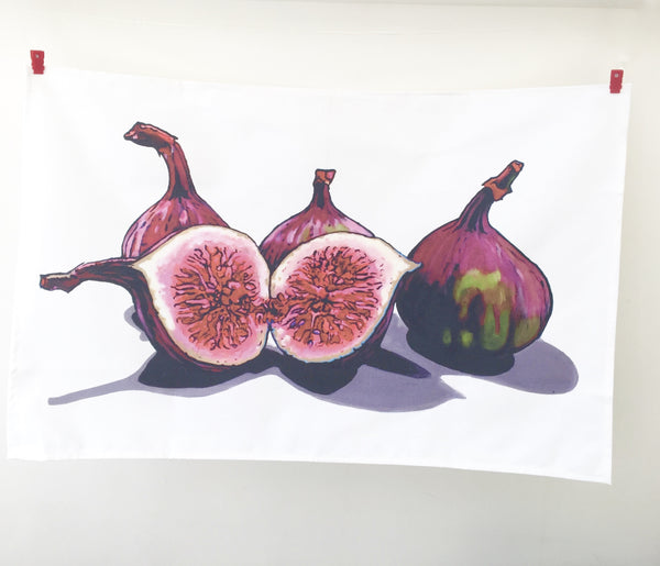 Artypants Tea Towel - Figs