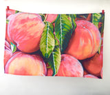 Artypants Tea Towel - Peaches