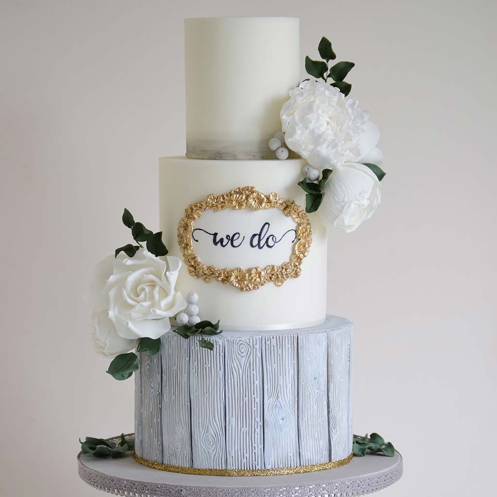 Wedding Cake Classes | West Midlands – Cotton & Crumbs