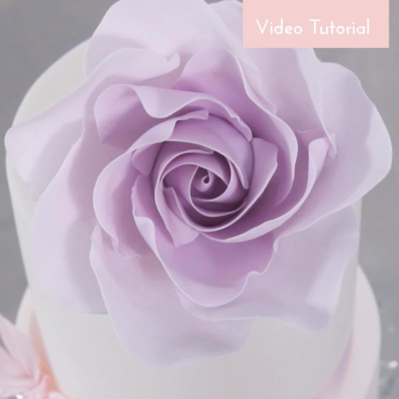 Whimsical Rose Video Tutorial