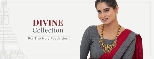 kushals.com - Divine Jewellery Collection starting at just ₹3050
