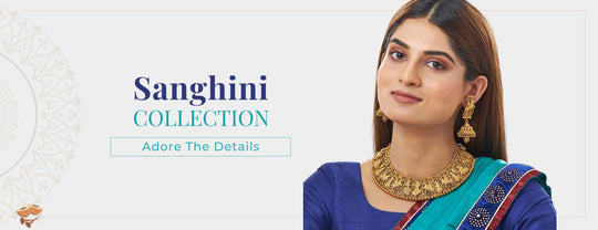 kushals.com - Sanghini Jewellery Collection starting at just ₹1080