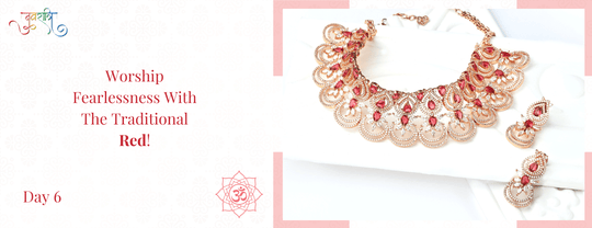 kushals.com - Day 6 Jewelry Collection starting at just ₹950