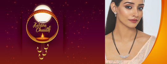 kushals.com - Mangalsutra Collection With Matching Earrings starting at just ₹450