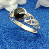 Celtic round ring