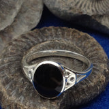 Celtic oval ring