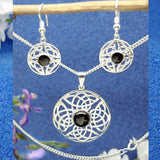 Celtic round set