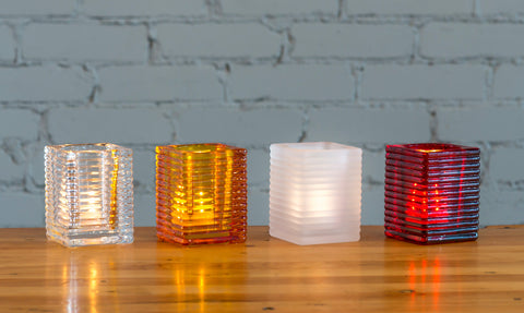 Glass Holders & Lamps