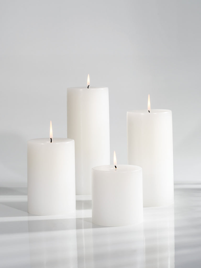 Mega Pillar Candles