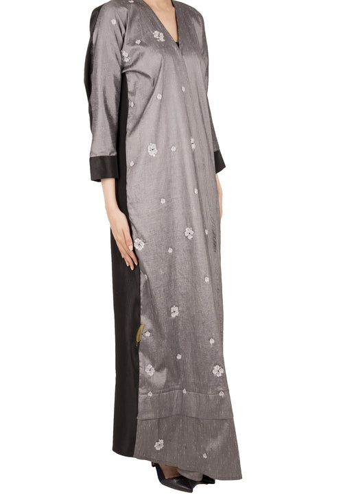Acrylic Beauty Abaya - dukkanmeem , Abaya Shopping