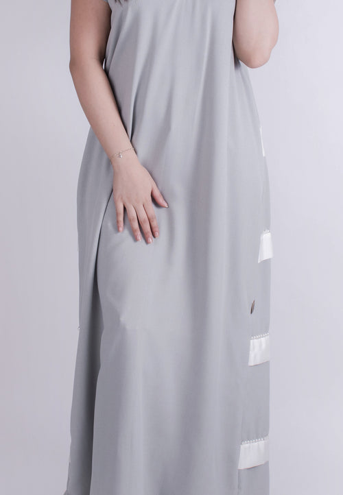 Light Grey Kaftan