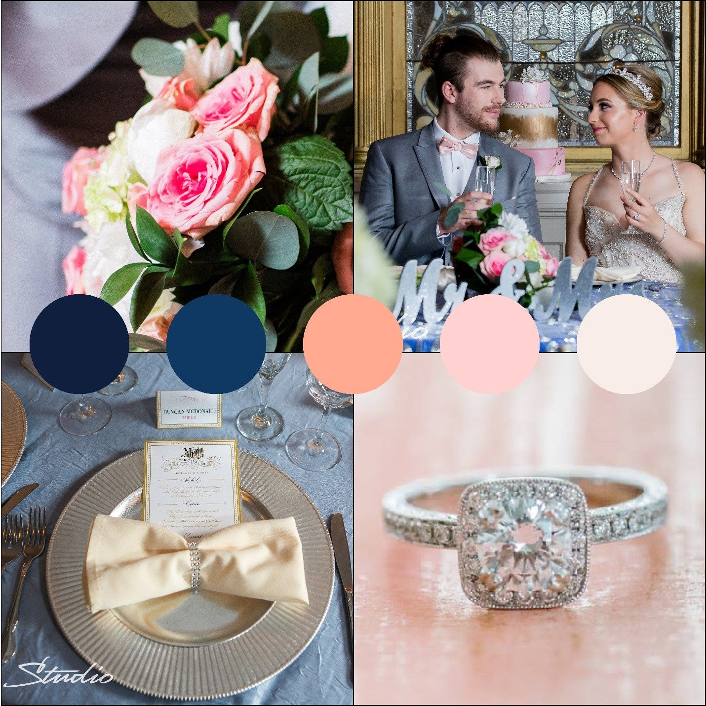 Wedding Inspiration Colors