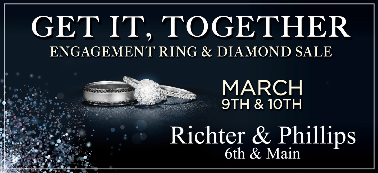 Engagement Ring and Diamond Sale Cincinnati OH
