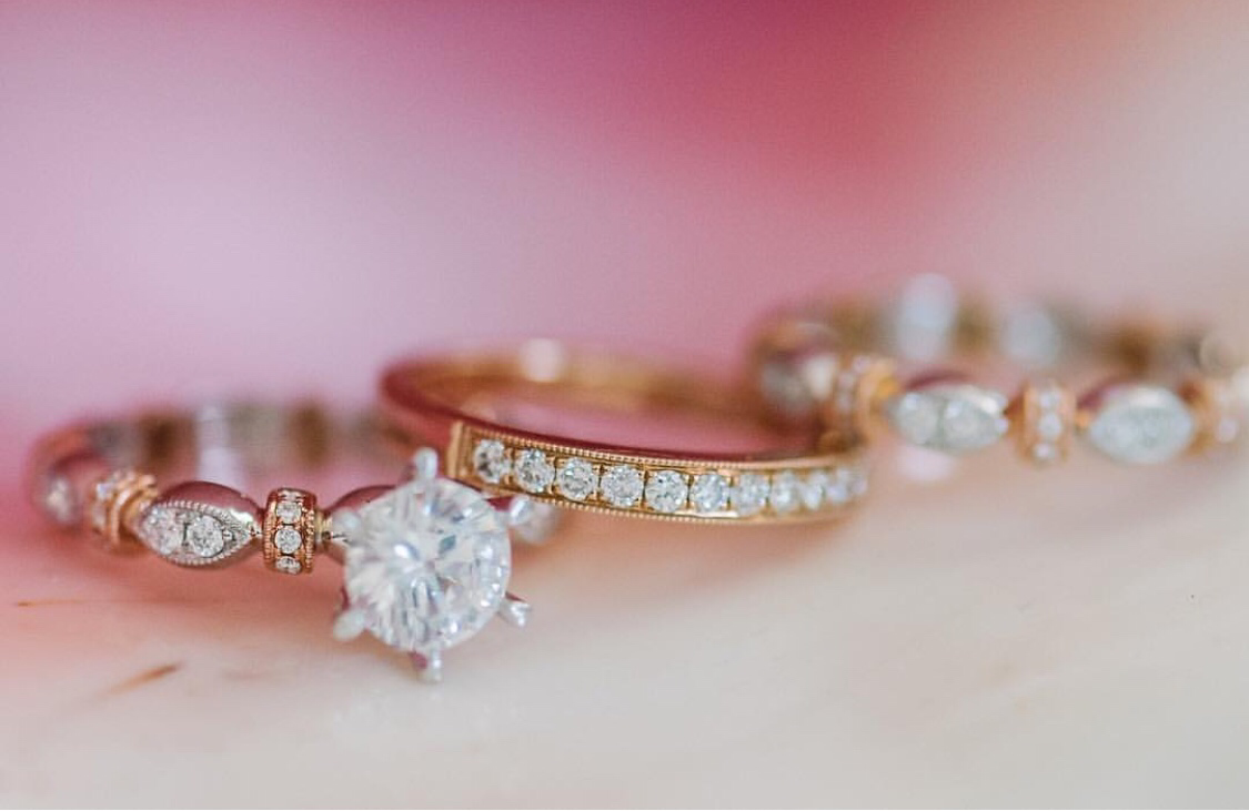 Why You Should Try on Engagement Rings | Richter & Phillips Jewelers ...