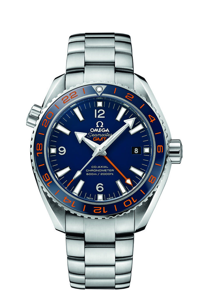 Seamaster Planet Ocean 600 M Co-Axial Gmt