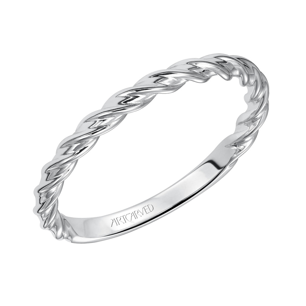 Twist Design Wedding ring
