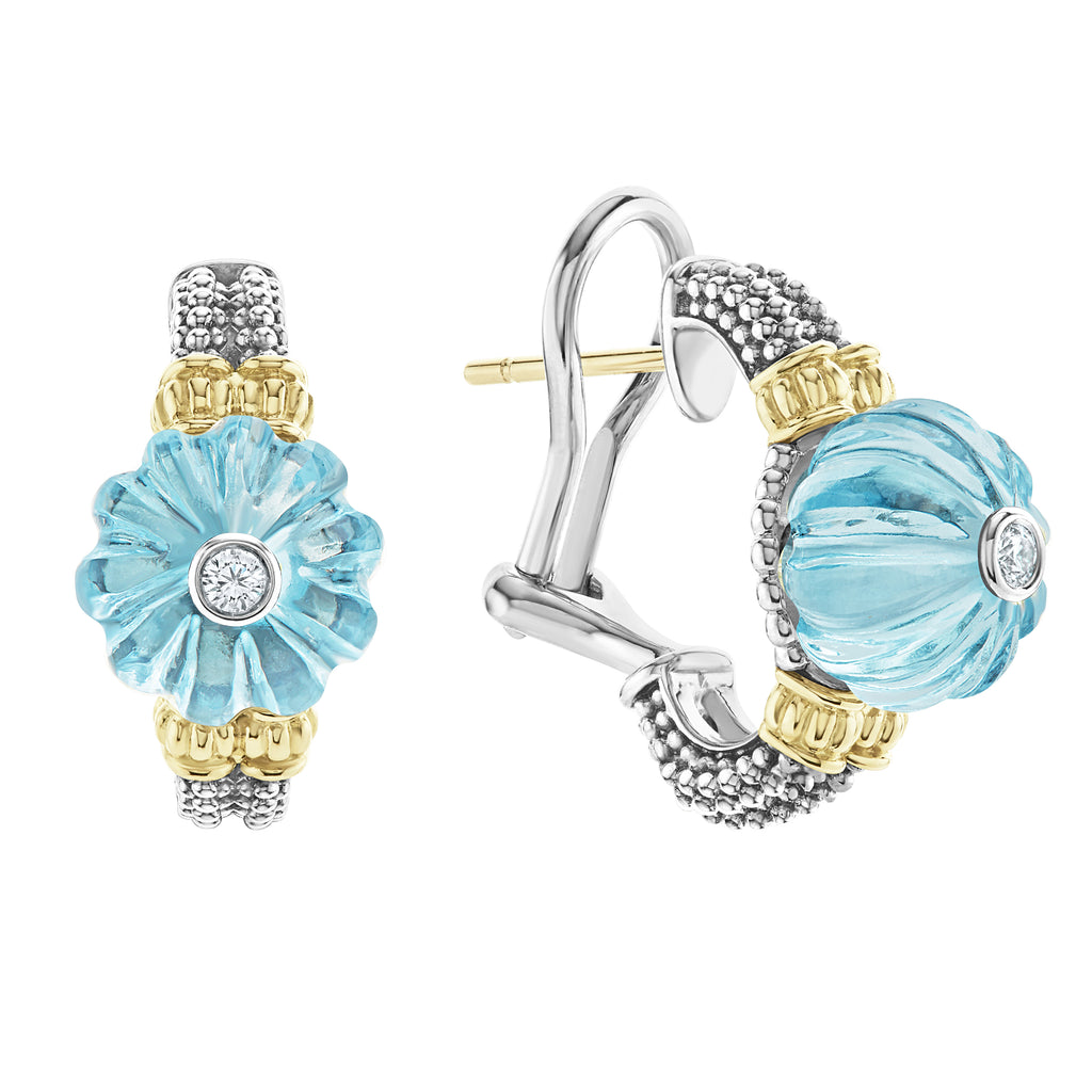 side product london topaz copy road blue jewellery studs rose bubble earrings gold