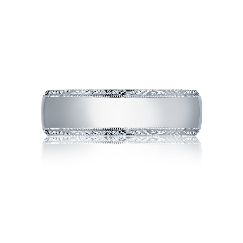 Simply Tacori Gents Wedding Band 2554