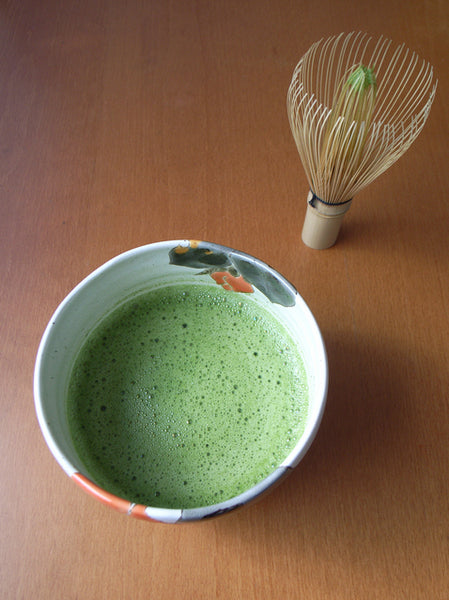 Catechins in matcha green tea
