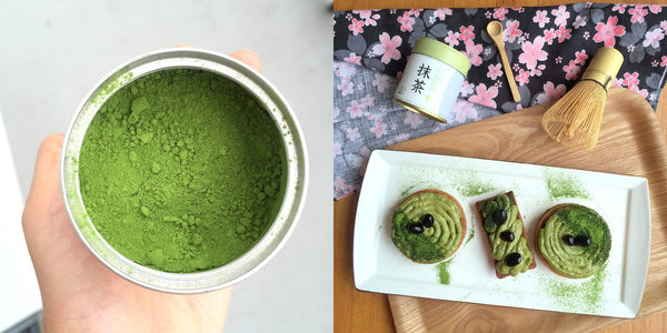 Organic Matcha Green Tea in Singapore.