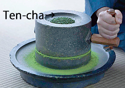 Matcha Green Tea. Top Matcha Green Tea Brand in Japan. Ten-cha.