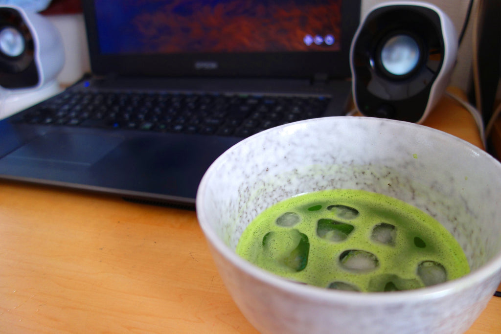 Iced Matcha Green Tea, High Quality Matcha from Kyoto, Japan - Grace & Green